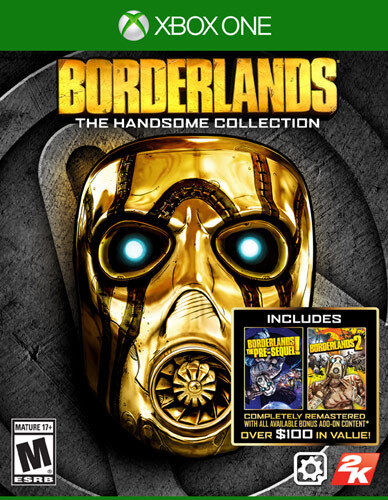 Borderlands: The Handsome Collection Xbox One 49532