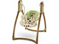Fisher price baby studio swing