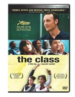 The Class [New DVD] Ac-3/Dolby Digital, Dolby, Dubbed, Subtitled, Widescreen