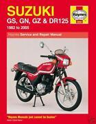 Suzuki Marauder 125 Manual