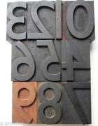 Alphabet Printing Blocks
