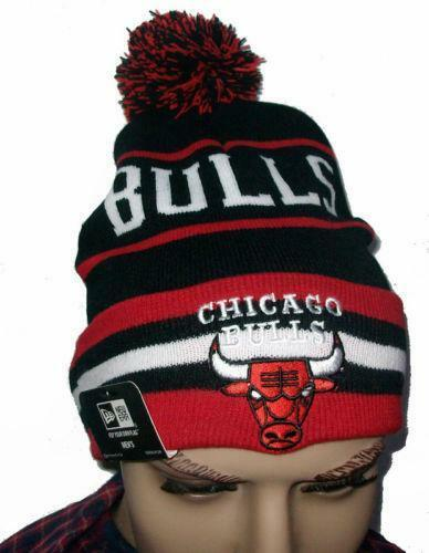 48505a77cfd Chicago Bulls Beanie  Basketball-NBA