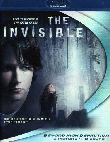 Invisible (2007, Blu-ray NEW)