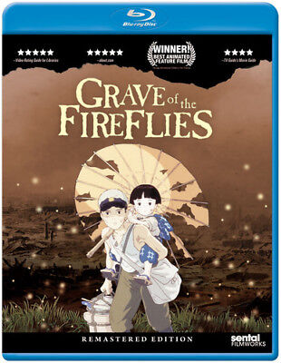 Fireflies The Movie (Grave of the Fireflies [New Blu-ray])