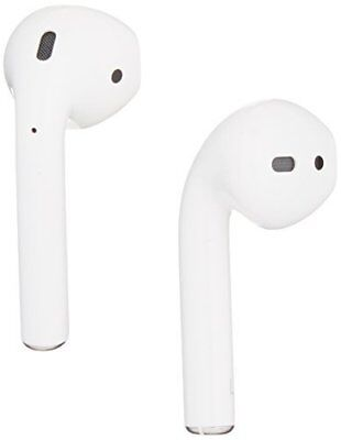 Apple AirPods Wireless Bluetooth Earphones - White (MMEF2AM/A)