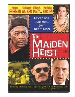 The Maiden Heist DVD