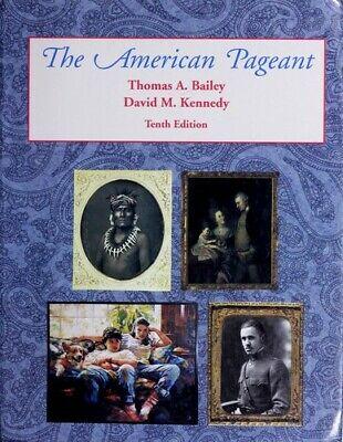 Amerikanisch Festzug: A History Of The Republik Hardcover Thomas Andrew Bailey