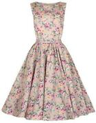 Pink Rockabilly Dress