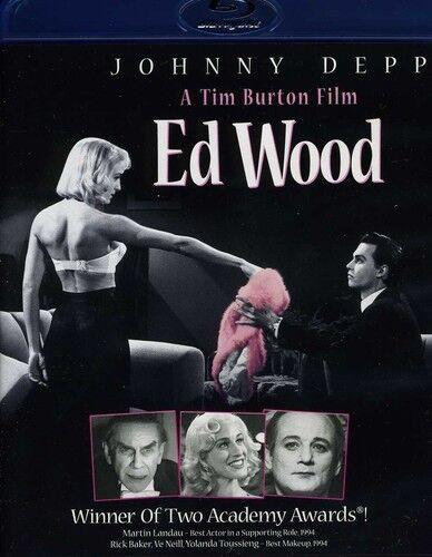 Ed Wood [New Blu-ray] Subtitled, Widescreen