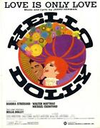 Hello Dolly Sheet Music
