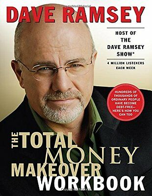 The Total Money Makeover Workbook By Dave Ramsey   Paperback   Thomas Nelson   N