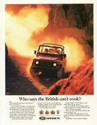 Land Rover Collectables