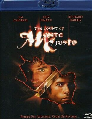 The Count of Monte Cristo [New Blu-ray] Subtitled, (The Count Of Monte Cristo Blu Ray)