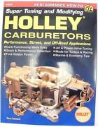 Holley Carburetor Book