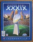 Philadelphia Eagles Super Bowl NFL Programs