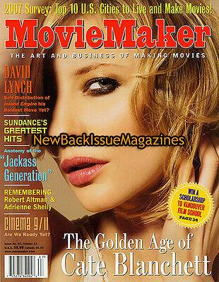 Movie Maker 2 07 Cate Blanchett David Lynch February 2007 New