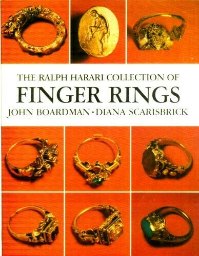 Ancient Finger Rings Etruscan Egyptian Sassanian Roman Greek Medieval Byzantine