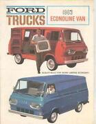 1963 Econoline Van