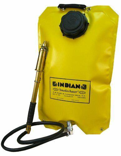FSV500 Fedco Smoke Chaser Fire Pump, Gal, Yellow Lawn Garden Sprayer Tanks