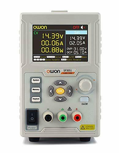 DC Power Supply OWON SP3051 1 Channel,MAX 150W Output Power Supply 30V 5A
