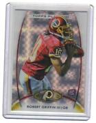 2012 Topps Platinum Robert Griffin