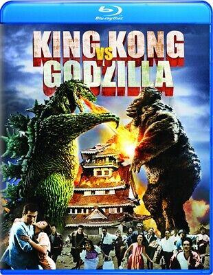 KING KONG VS GODZILLA New Sealed Blu-ray