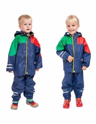 Elka Rainwear Waterproof Kid's Set