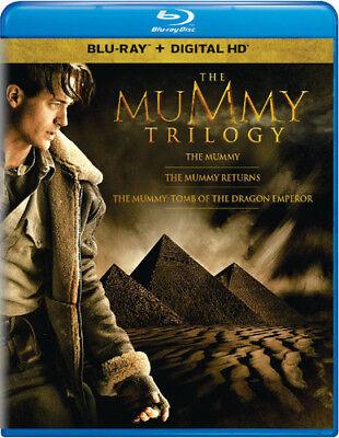 The Mummy Trilogy [New Blu-ray]