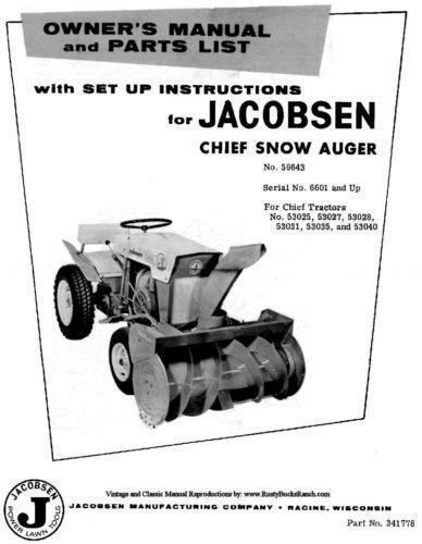 Lf100 jacobsen workshop manual on