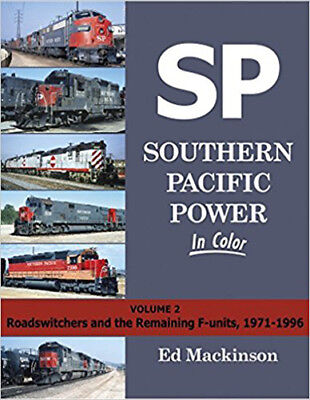 Southern Pacific Power In Color Vol 2 - Switchers, Geeps and More / trains  for sale  Flemington