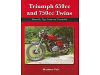 classic triumph motorcycle book