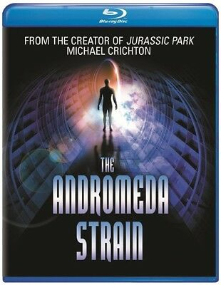 The Andromeda Strain [New Blu-ray] Snap Case