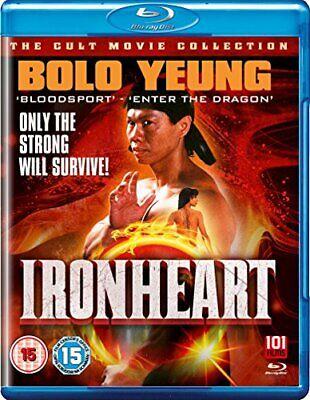 Ironheart [Blu-ray] [DVD]