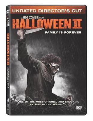 Halloween II (Unrated Directors Cut) DVD