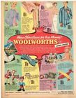 Woolworths Collectable Advertising