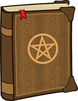 30 Custom Magic Book Personalized Address Labels
