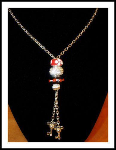 Minnie mouse jewelry ebay for Minnie mouse jewelry box