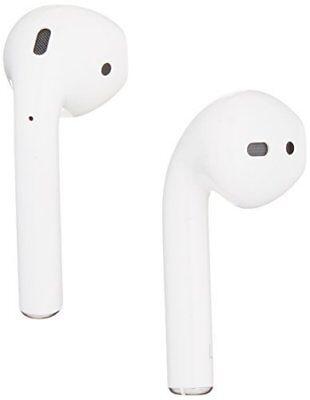 Apple AirPods Wireless Bluetooth Earphones - White (MMEF2AM/A)