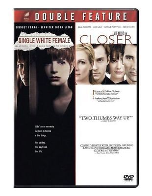 Single White Female Closer  Dvd  2010  2 Disc Set   Natalie Portman Brand New