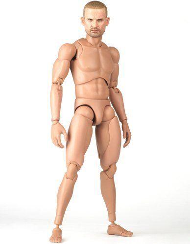 Hot Toys TrueType Male Figure Body CAUCASIAN Male  TTM 22  Perfect  Body  Set