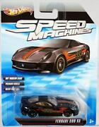Hot Wheels Speed Machines Ferrari