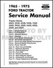 Ford 2000 Tractor Manual