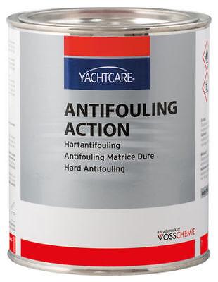 30,66€/l // Yachtcare Antifouling Action // schwarz // 750ml // Hartantifouling