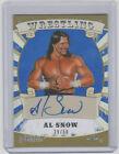 Single TNA Wrestling Trading Cards