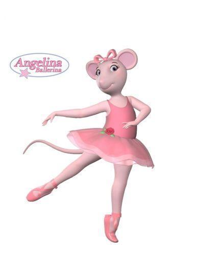 Angelina Ballerina Cake Topper Uk