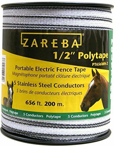 Zareba Poly Tape Roll