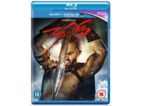 300: Rise Of An Empire [Blu-ray + UV] VGC
