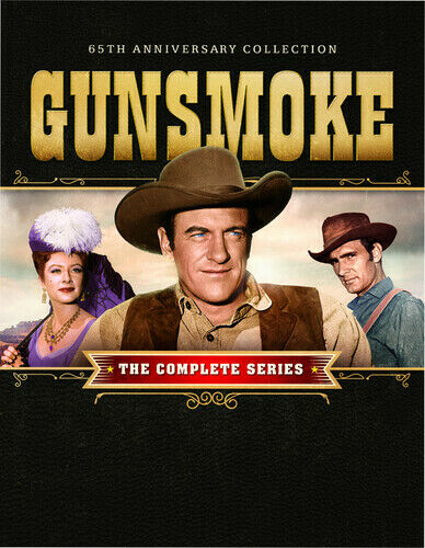 Gunsmoke: The Complete Series (65th Anniversary Collection) [New DVD] Boxed Se
