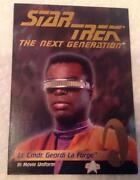 Star Trek Collector Cards