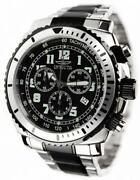 Invicta Men's Stainless Steel Chronograph Watch